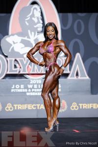 Latorya Watts - Figure - 2019 Olympia