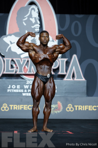 Keone Pearson - Classic Physique - 2019 Olympia