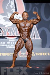 Hidetada Yamagishi - 212 Bodybuilding - 2019 Olympia