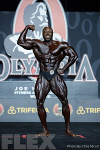 George Peterson - Classic Physique - 2019 Olympia