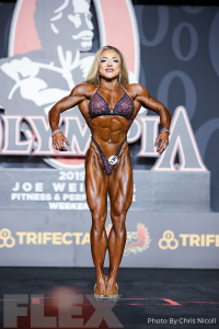 Bojana Vasiljevic - Figure - 2019 Olympia