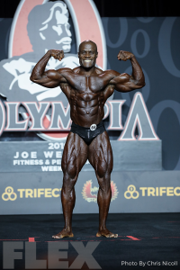 Panexce Pierre - Classic Physique - 2019 Olympia