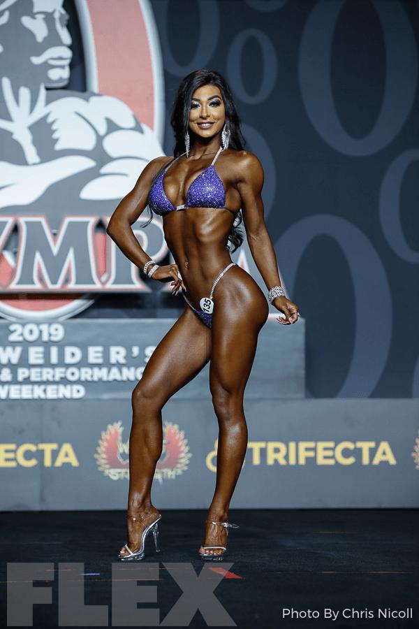 Lauralie Chapados - Bikini - 2019 Olympia