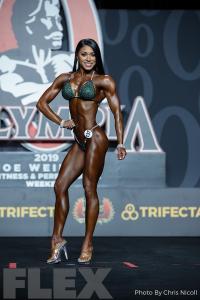 Monica Ellis - Bikini - 2019 Olympia