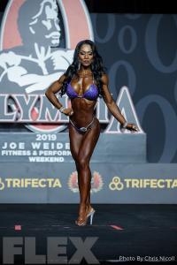 Marcia Goncalves - Bikini - 2019 Olympia