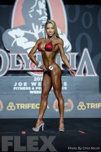 Kim Gutierrez - Bikini - 2019 Olympia