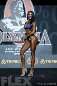 Priscilla Leimbacher - Bikini - 2019 Olympia