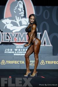 Breena Martinez - Bikini - 2019 Olympia
