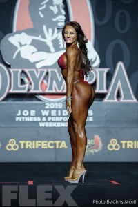 Cristobalina Pajares Torres - Bikini - 2019 Olympia