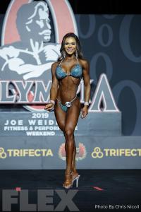 Elisa Pecini - Bikini - 2019 Olympia