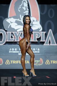 Camile Periat - Bikini - 2019 Olympia