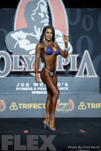 Jennifer Ronzitti - Bikini - 2019 Olympia
