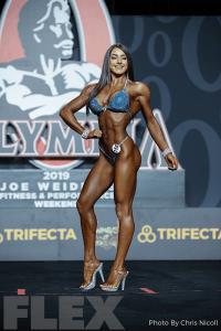 Francesca Stoico - Bikini - 2019 Olympia