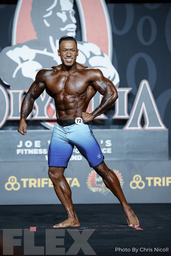 Dean Balabis - Men's Physique - 2019 Olympia