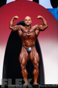 Lukas Osladil - Open Bodybuilding - 2019 Olympia