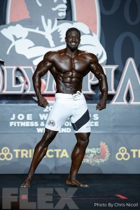 George Brown - Men's Physique - 2019 Olympia