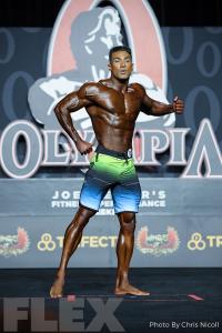 Bhuwan Chauhan - Men's Physique - 2019 Olympia