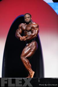 Michael Lockett - Open Bodybuilding - 2019 Olympia