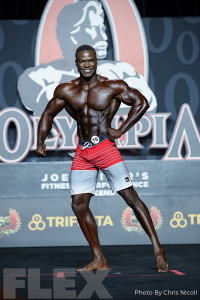Julian Colley - Men's Physique - 2019 Olympia