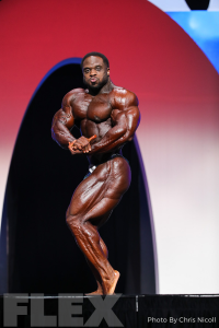 Michael Lockett - Open Bodybuilding - 2019 Olympia