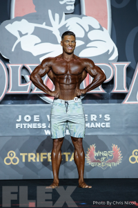 Carlos DeOliveira - Men's Physique - 2019 Olympia