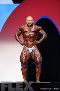 Mohamed Shaaban - Open Bodybuilding - 2019 Olympia