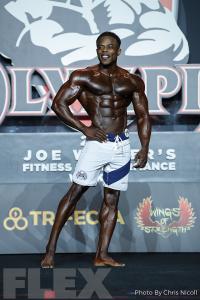 Andre Ferguson - Men's Physique - 2019 Olympia