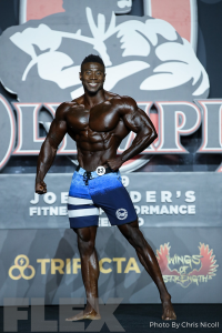 Kyron Holden - Men's Physique - 2019 Olympia