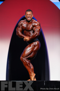 Steve Kuclo - Open Bodybuilding - 2019 Olympia