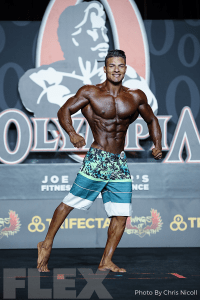 Ahmed Abdul Jalil - Men's Physique - 2019 Olympia