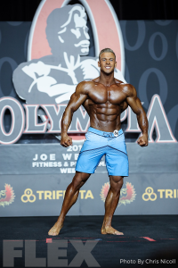 Ondrej Kmostak - Men's Physique - 2019 Olympia