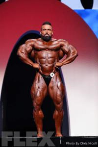 Luke Sandoe - Open Bodybuilding - 2019 Olympia