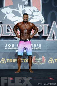 Ramses Rams - Men's Physique - 2019 Olympia