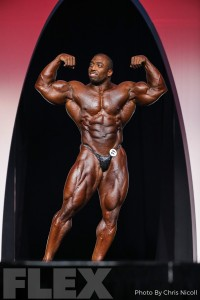 Cedric McMillan - Open Bodybuilding - 2019 Olympia
