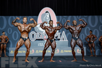 Comparisons - Classic Physique - 2019 Olympia