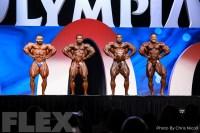 Comparisons - Open Bodybuilding - 2019 Olympia