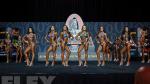 Comparisons - Bikini - 2019 Olympia