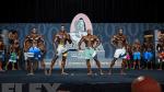 Comparisons - Men's Physique - 2019 Olympia