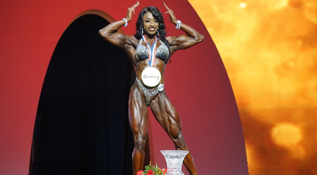Shanique Grant - Women's Physique - 2019 Olympia