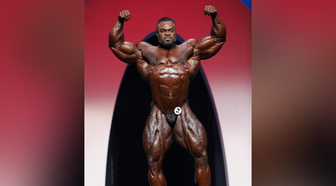 Brandon Curry - Open Bodybuilding - 2019 Olympia