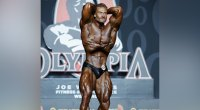 2019 Classic Physique Olympia Winner Chris Bumstead
