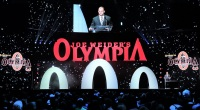 Olympia Boss Opens Up After Big Weekend
