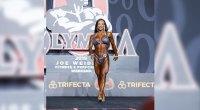 Darrian Borello - Fitness - 2019 Olympia
