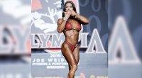 Marta Aguiar - Fitness - 2019 Olympia