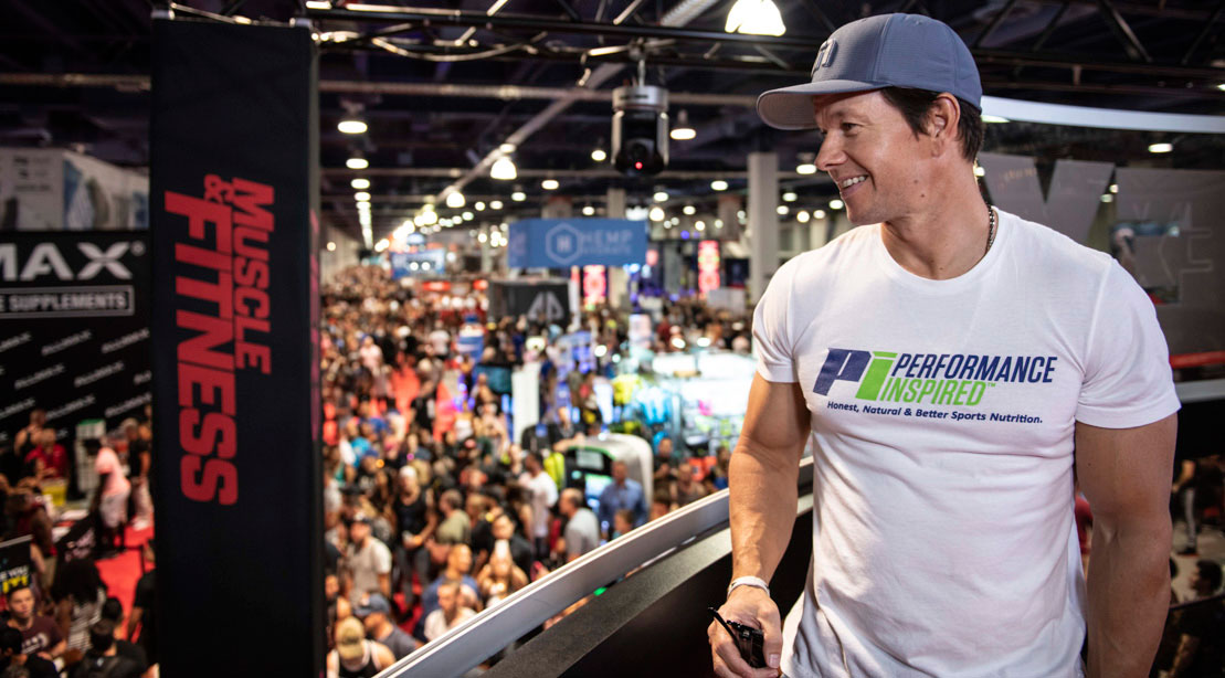Sights from the 2019 Mr. Olympia Expo
