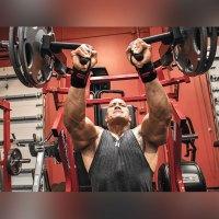Hammer Strength Shoulder Press