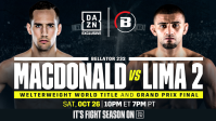 Rory MacDonald and Douglas Lima will battle once again for the Bellator welterweight championship