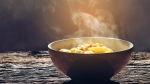 Bowl-of-Soup-On-Wooden-Table-Smokey