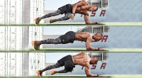 NBA-Trainer-Amolia-Cesar-Demonstrating-Dynamic-Plank-Tap-Exercise