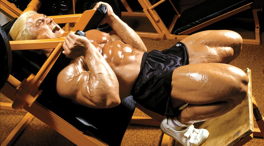 Was the Tom Platz vs. Fred Hatfield Squat-Off Legit? | Muscle & Fitness
